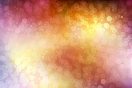 lightbeam: Bokeh background Illustration