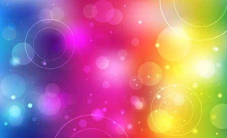 lightbeam: Abstract shiny background Illustration