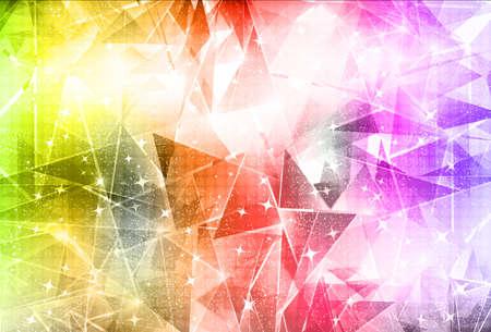 shiny background: Abstract shiny background Illustration