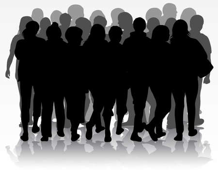 사람들의 그룹