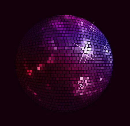 lightbeam: Disco background