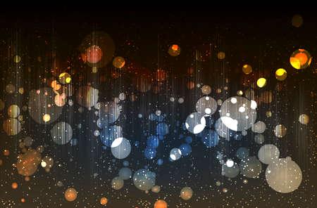 orginal: abstract background with shiny circles