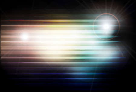 moder: abstract background with shiny circles