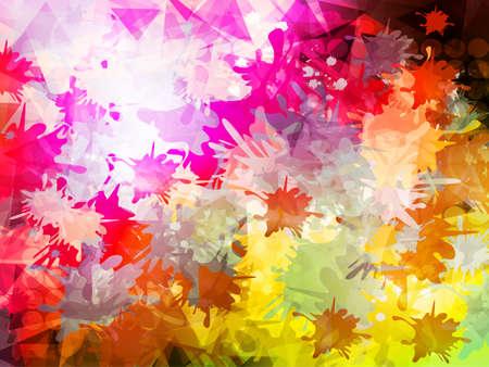 Colore di sfondo astratto Archivio Fotografico - 59037222