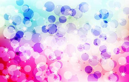 Circles sfondo colorato Archivio Fotografico - 59037447