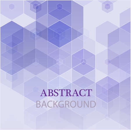Vector Abstract geometric background. Template brochure design. Vetores