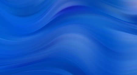 Creative background with abstract acrylic painted waves. Beautiful marble texture. Blue colors. Vecteurs
