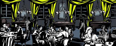 Underground bar Prohibition