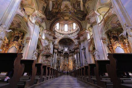 'saint nicholas': Saint nicholas, Prague Czech republic