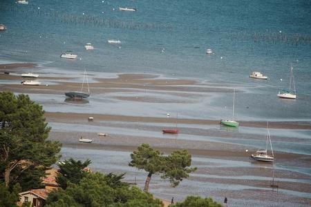 Barcos en el mar Foto de archivo - 31379716