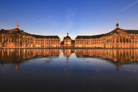 Place de la bourse,Bordeaux France