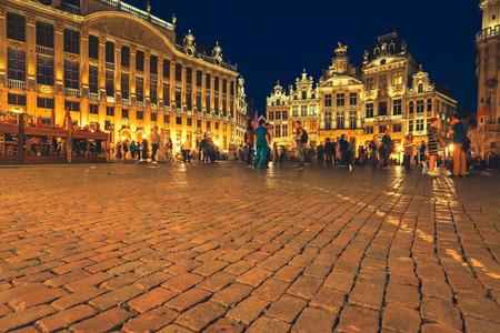 Grande Place, Grote Markt, Brussels, Belgium, Europe