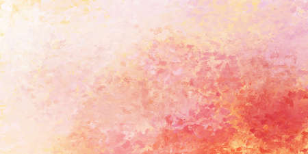 Background material Illustration of watercolor with a beautiful gradient