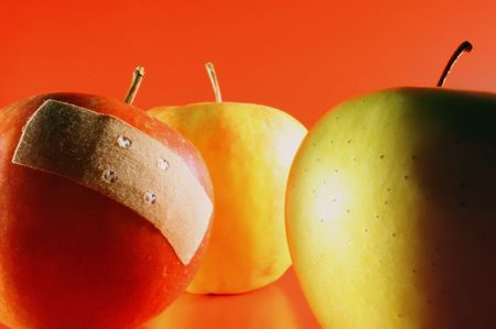 treating: An apple a day keeps the doctor away