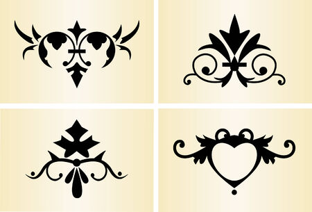 dingbats: Decorative Ornaments #1