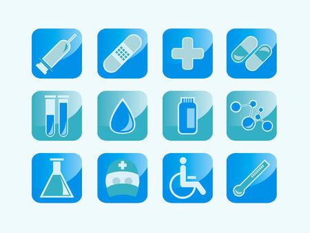 iconos medicos: m�dicos iconos y s�mbolos