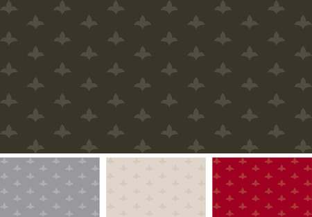 luxus: Background pattern ornaments