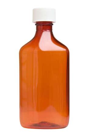 Medicine bottle isolated on white background Stock Photo - 6576016