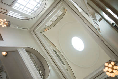 schermerhorn: Ceiling of the Schermerhorn Symphony Center in Nashville TN