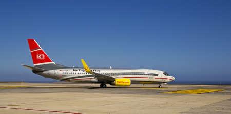 TUI FLY Zug Zum Flug, Boeing 737-800