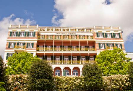 renewed: Grand Hotel Imperial Dubrovnik, Croatia