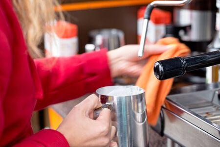 preasure: Morning coffee take away
