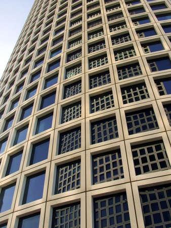 tel: Tel Aviv Tower Stock Photo