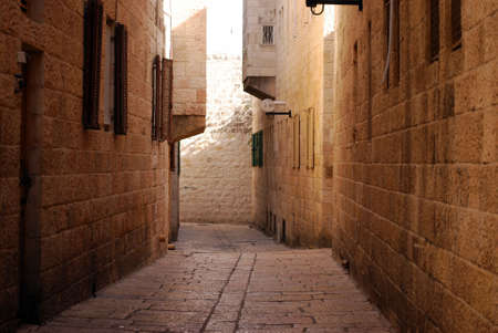 Jerusalem old city photo