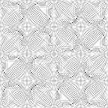 tangier: Vector illustration of tangier grid