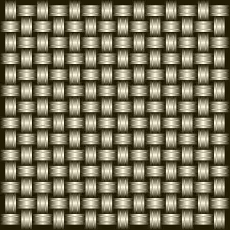 metal grid: Metal grid of wires or pipes.