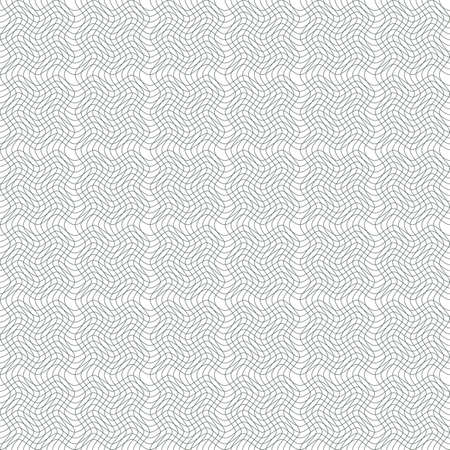tangier: tangier grid, abstract guilloche background Illustration