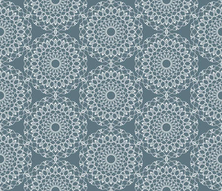 abstract seamless background, vector illustration Vector