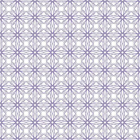 assay: Seamless illustration of tangier grid, abstract guilloche background
