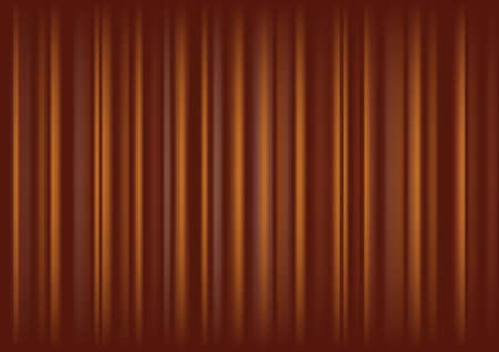 Abstract chocolate background, brown abstract satin, raster version Vector