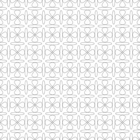 tangier: seamless black illustration of tangier grid, abstract guilloche background
