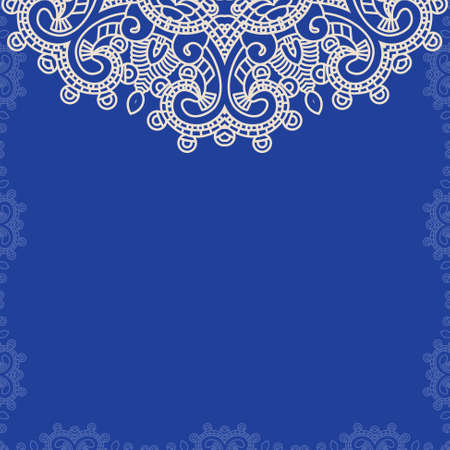 Ornamental ethnicity pattern Stock Vector - 16145766