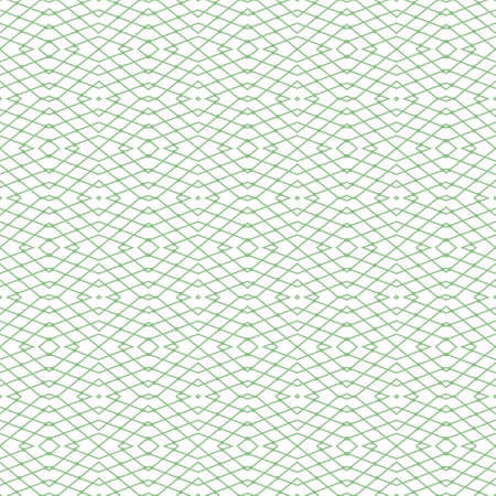 specimen: Vector seamless guilloche background