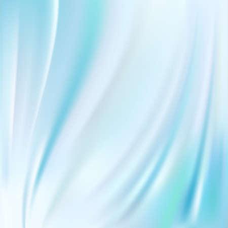 soft background: Blue silk backgrounds Illustration