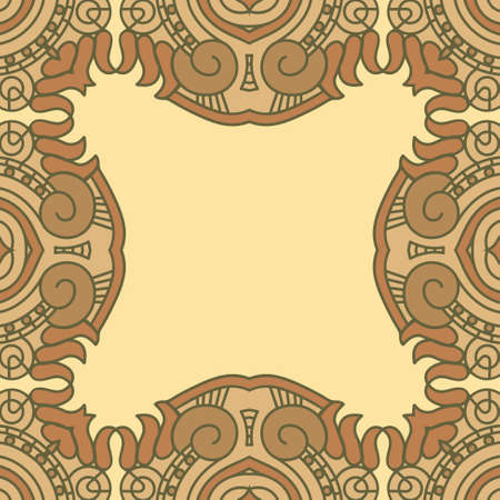 decorative design element Vector