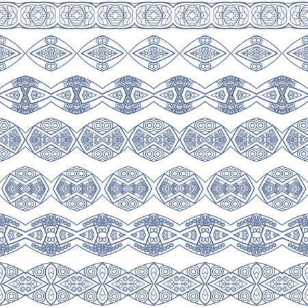 Ornamental seamless pattern Stock Vector - 17159264