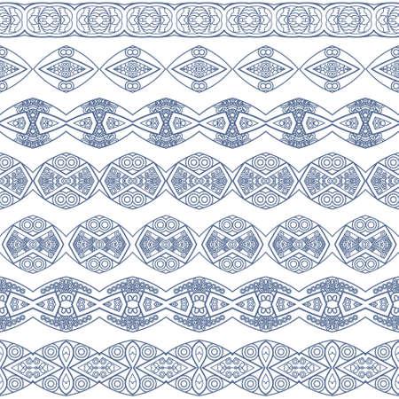 Ornamental seamless pattern Stock Vector - 17159264