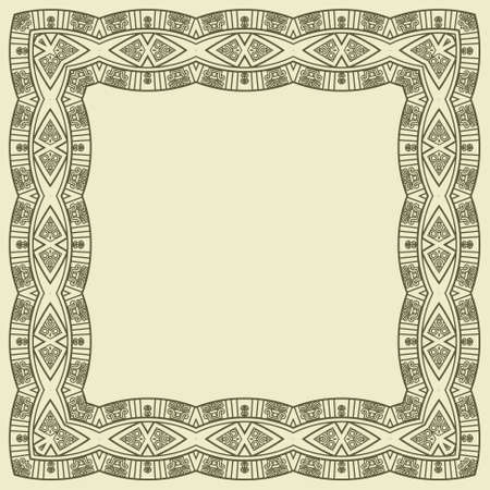 Vector decorative design element Vector