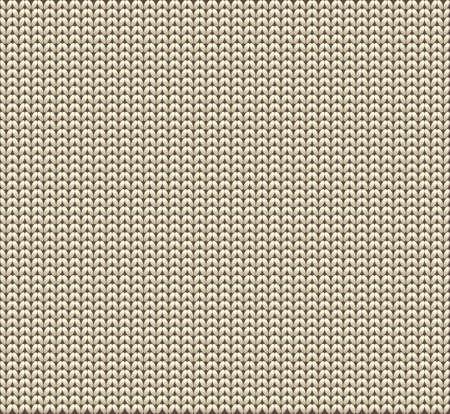 Wolle gestrickt vector background