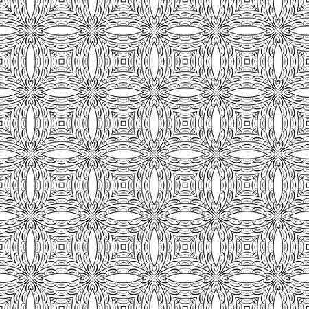 Seamless retro pattern background Stock Vector - 17593722
