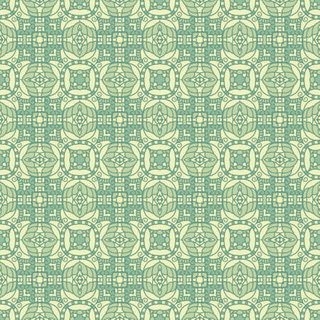 Seamless colorful retro pattern background Stock Vector - 17955257