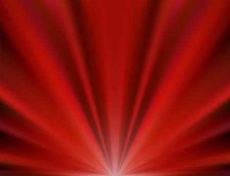 Abstract vector red background Vector