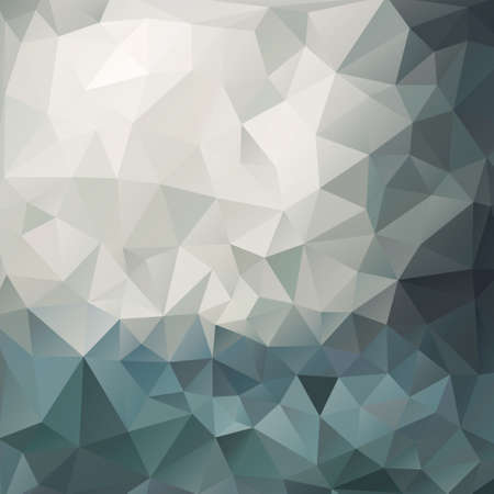 space background: Abstract triangle background Illustration