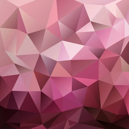 kaleidoscope: Abstract red triangle background