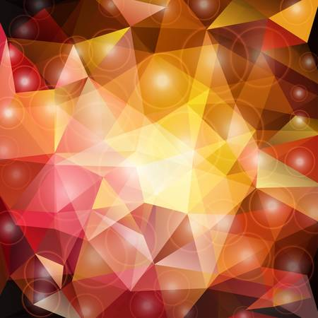 Abstract geometrical background Stock Vector - 18346570
