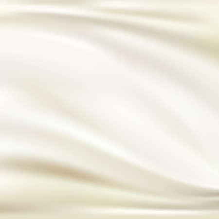 원활한: 흰색 실크 배경